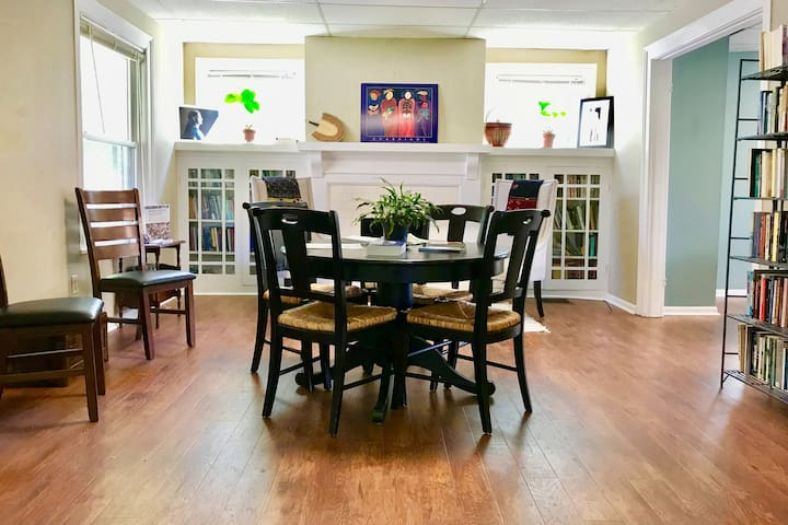 The LiKEN House- Lexington comfort and community