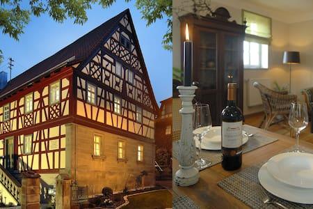Haus Christiansn - Erholung in den Haßbergen - Aidhausen - Apartmen