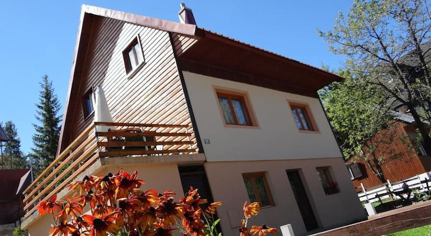 Double bed room with bathroom - Žabljak - Leilighet