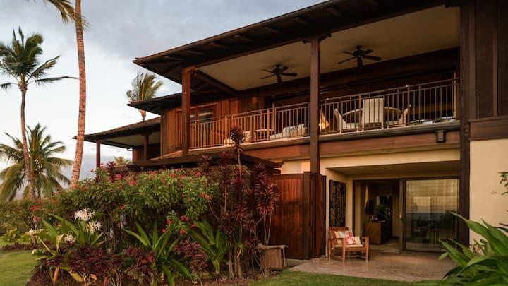 Hualalai Resort Haliipua Villa 104