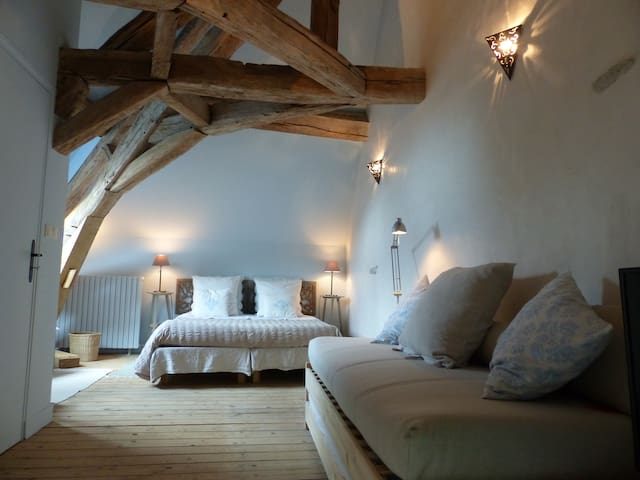 Colombier chambre 1