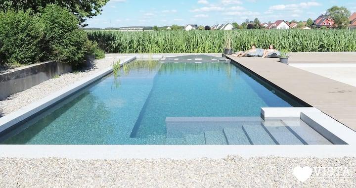 Neues Apartment mit Pool 42qm nahe Legoland