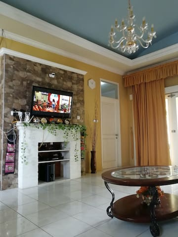 Big villa near from sentul