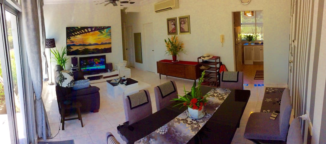 3 bedroom fully furnished apartment - Papar - Departamento