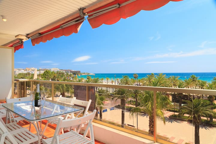 SUPER APARTMENT WITH BEAUTIFUL VIEWS TO THE SEA IN SALOU CENTRE S308-146 NAUTA
