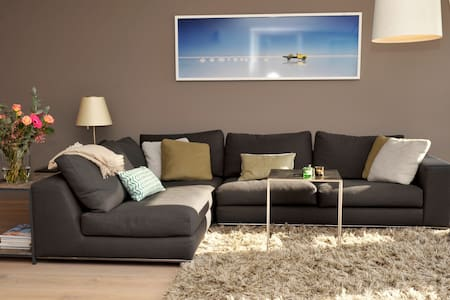 Luxurious apartment near the city center - Amsterdã - Apartamento
