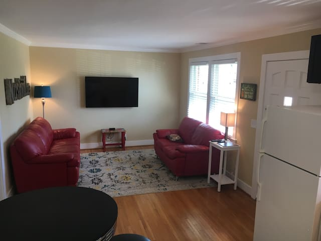 Comfy Apt with space for two! - Nashville - Flat