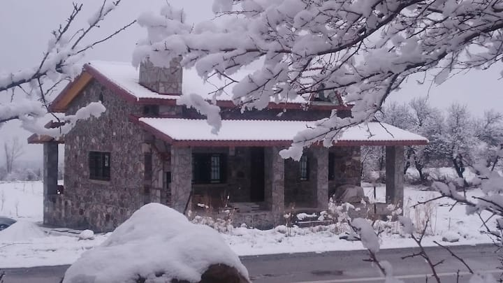 Accommodation for ski mountaineers