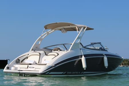 Boat rental by hour unforgettable! - Miami