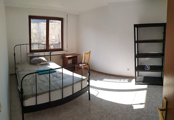 1 Bedroom in a shared apartment, Bonnevoie.