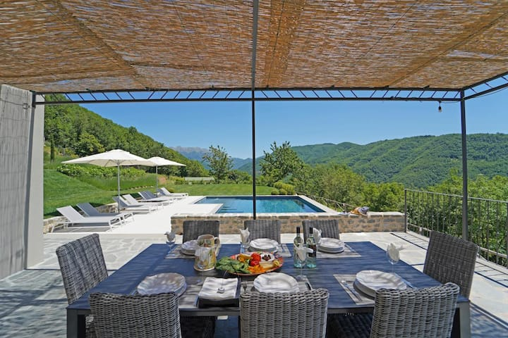 Villa Linari at Toscana
