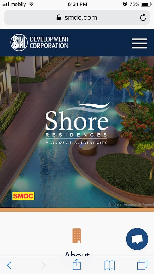 My Humble Place (Shore) Location, MOA, Pasay City