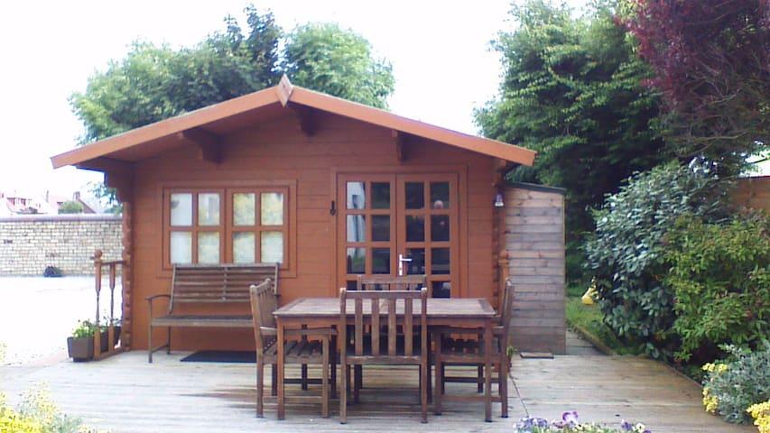 Eliock Garden Cabin - Prestwick - Chatka