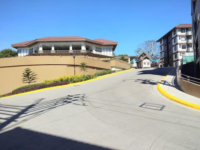 Solano Hills Condominium in Sucat Muntinlupa City