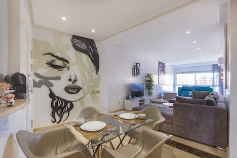 Modern Apartment in City Center Marrakech