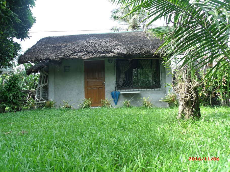 Tabaco city cottage