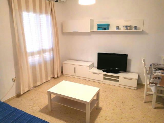 Salón con Diván de 2 camas 90x200