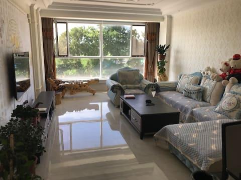 若家民宿(Homelike),全新电梯房大空间两居室静谧享受