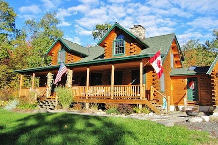 Stellar 3BR Wilmington Log Home - Wilmington