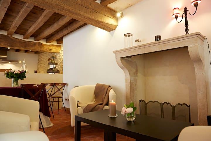 Hameau de Blagny - Maison Cistercia - Puligny-Montrachet - Dům