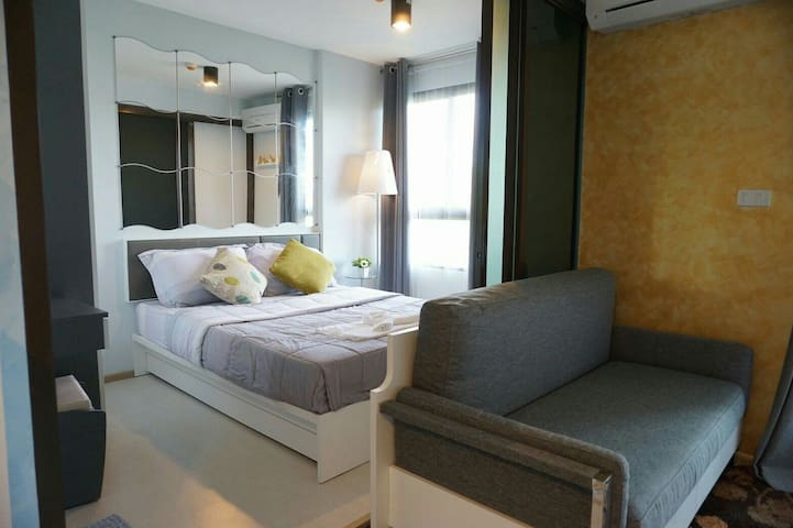 Cosy condominium for perfect holiday - Wichit - อพาร์ทเมนท์