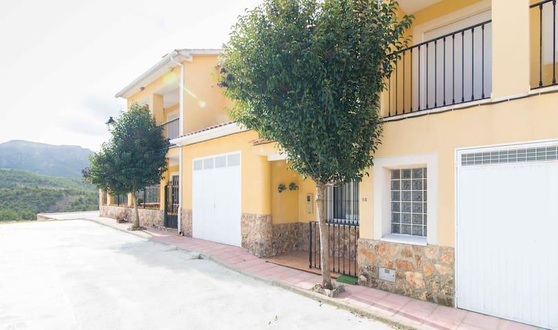 Casa de campo, 4 habitaciones (Dúplex Rural)