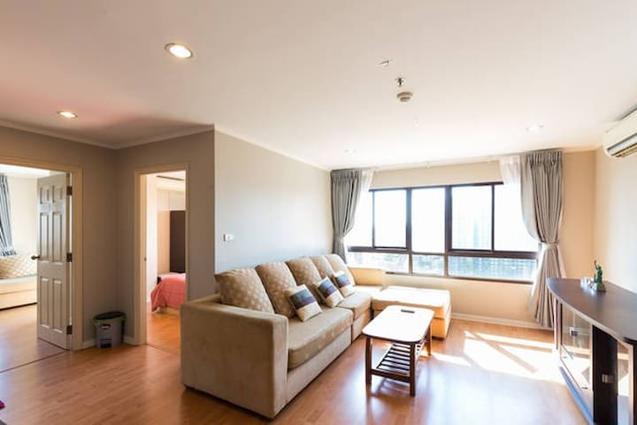 Condo with wonderful view + Free Pick up Service