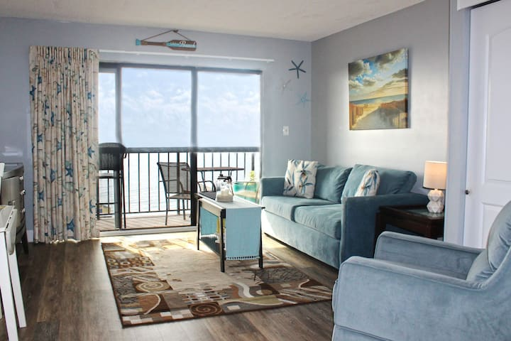 NEWLY UPDATED ocean view condo vacation rental!