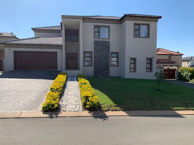 Executive double storey apartment in Golf Estate