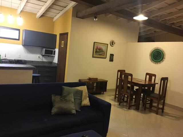 Don Bosco Loft - en el centro de Asunción