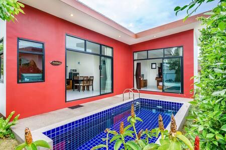 2LA# 2 Bedroom - Lanna Pool Villa