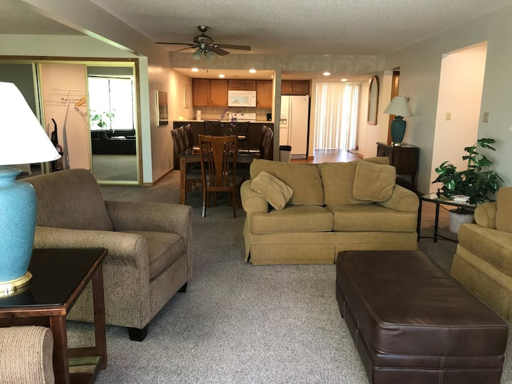 UNIT 129 - LARGE 2 BEDROOM CONDOMINIUM