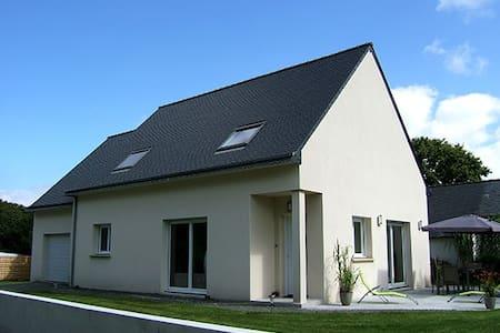 Jolie maison neuve - Wifi - Telgruc-sur-Mer