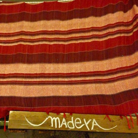 Casa Di Juan Mezzanine loft bed  (Madera) - Boloña - Loft