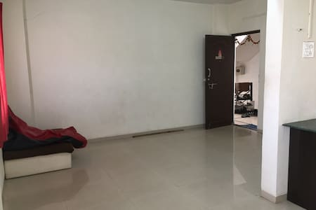 Entire 2 bhk apartment for Nice Stay in Pune