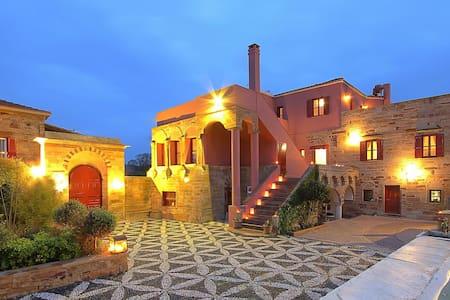 Mavrokordatiko Boutique Rooms CHIOS - Chios - Villa