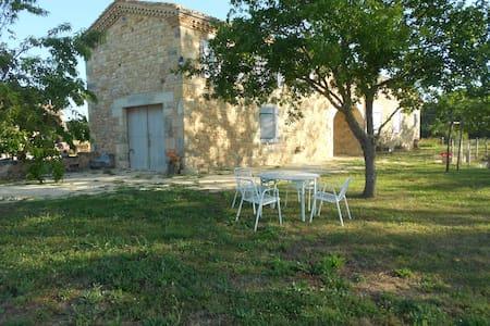 Ancienne ferme rénovée - Salles - Casa