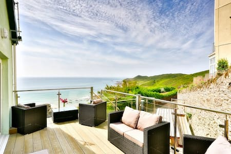 WOOLACOMBE ADMIRALS HOUSE | 6 Bedrooms - House
