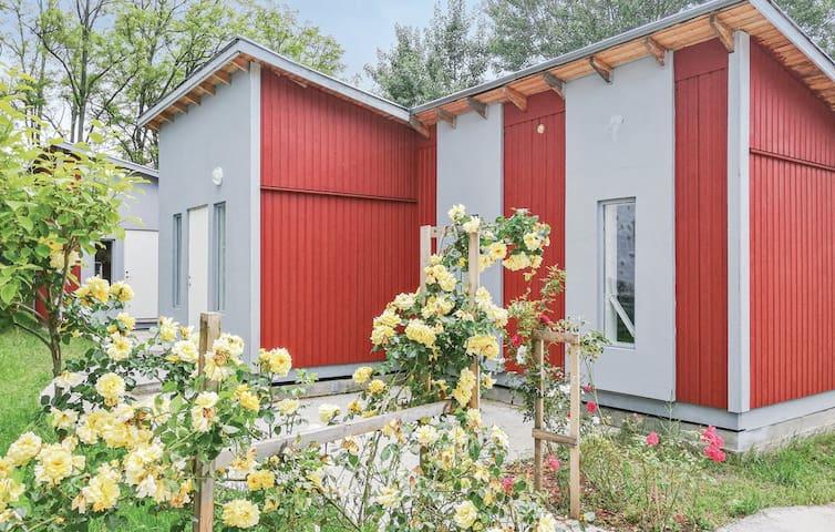Mysig studio i hög kvalité 70 meter från Balaton