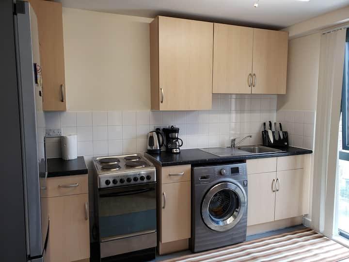 1 Bedroom Apartment, Limehouse near Canary Wharf