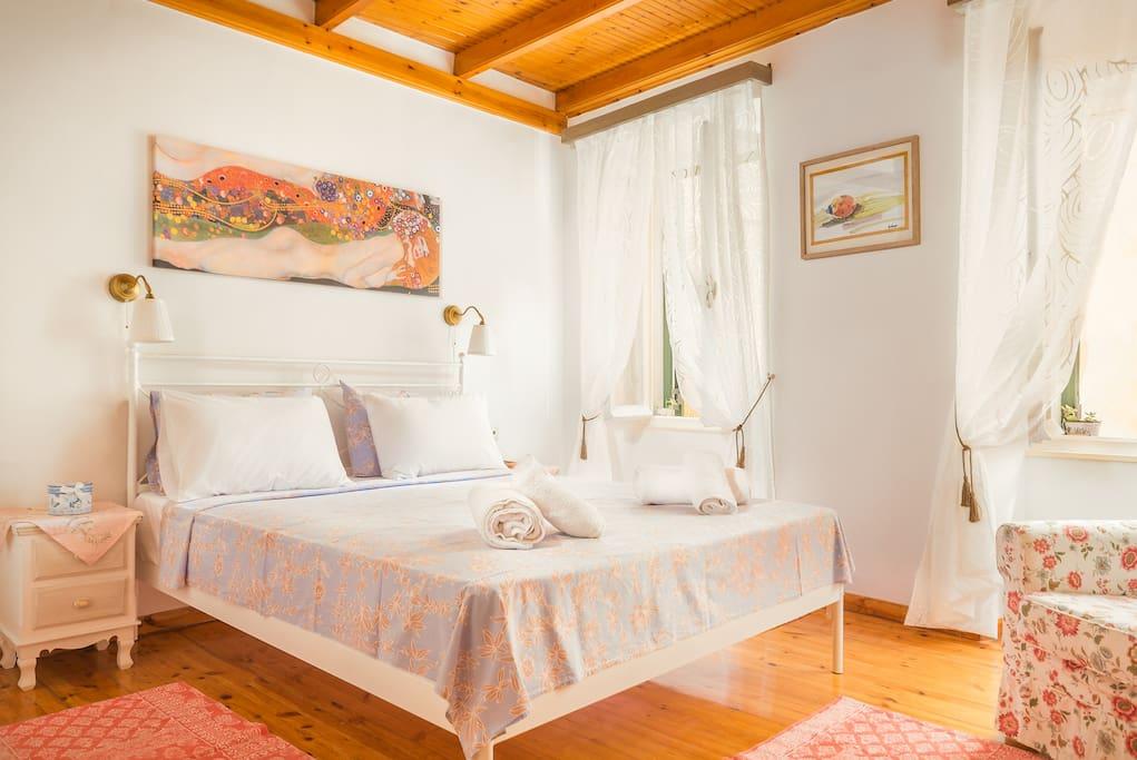 Cielo Bedroom Summer View 1
