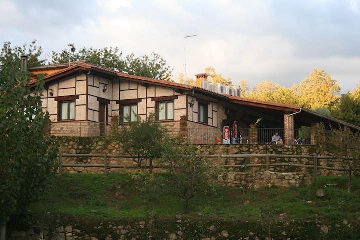 El Lago: Apartamentos Rurales 3
