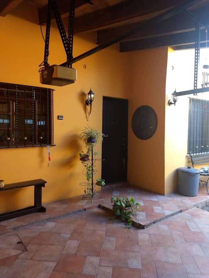 Habitación doble La casa amarilla