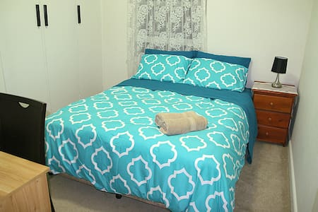 6. Queen Room near Epping station, Sydney 20 min - Epping - Huis