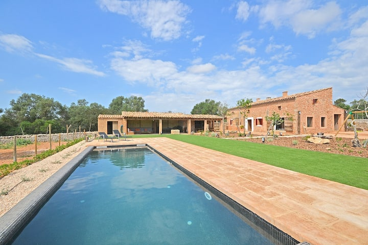 CAN CORTANA - Country house with swimming pool in Inca