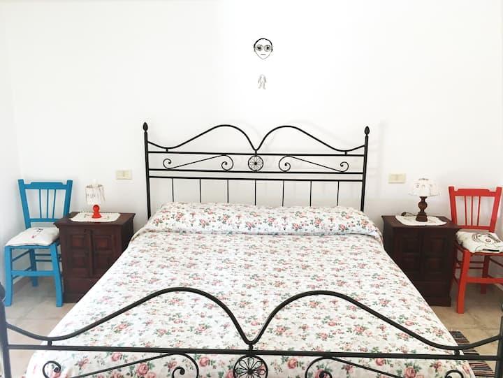 Appartamento tre posti letto - Vista sulle Eolie