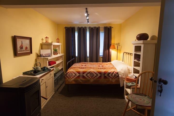 Immaculate, cozy, comfortable room - Bowen Island - Talo