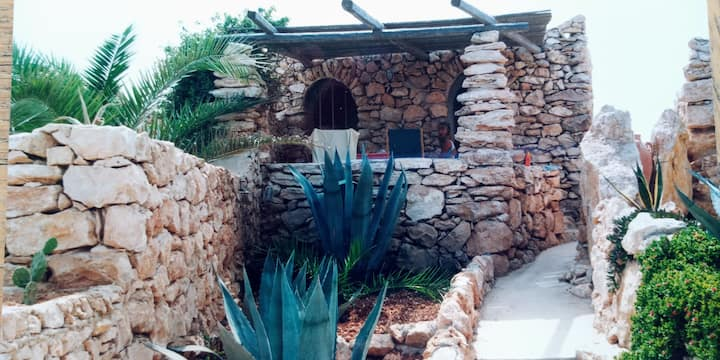 Lampedusa-Residenza La Zabbara -  Dammuso Cristina