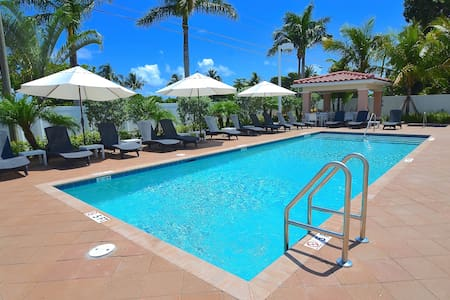 "By The Sea Vacation Villas LLC- ""Villa SBV33"" - Pompano Beach"