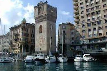 Monolocale tra mare e città - Savona